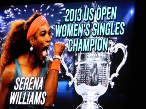 Serena Williams -- one more Grand Slam Title