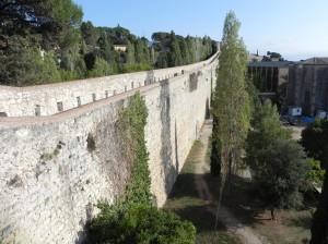 City Wall - Girona