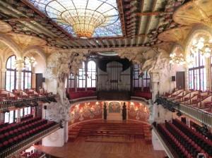 Montaner's Palau de Musica