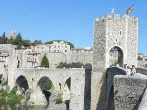Bridge at Besalu