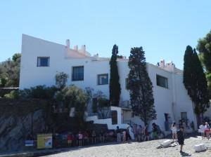 Salvador Dali Home - Portllgat