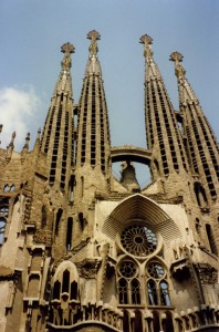 La Sagrada Familia, 1992