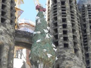 La Sagrada Familia, Tree of Life