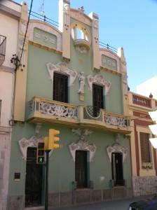 Modernist Building - Figueres