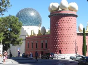 Salvador Dali Museum - Figueres