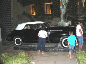 Rainy Cadillac - Dali Museum - Figueres