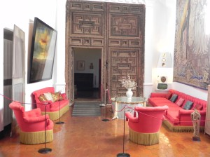 Pubol Castle - Living Room