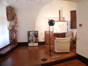 Pubol Castle - Dali's Studio