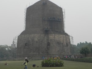 Dhamekha Stupa, Sarnath, India