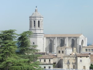 Cthedral - Girona, Spain