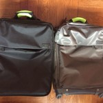 Side by side (new bag on left)