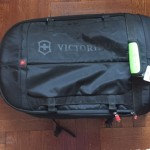 "Victorinox 27"" bag (seems huge to me now)"
