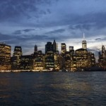 Downtown NYC from Shakespeare @ Brooklyn Bridge Park